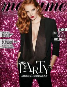 Alexina Graham - Madame Figaro Magazine, France, November 2014_01_1